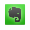 Integration of crowdbeamer real-time presentation sharing with Evernote