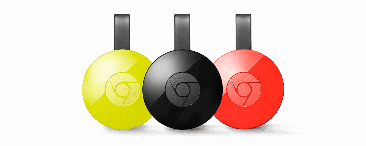 Google Chromecast as a wireless screen mirroring device