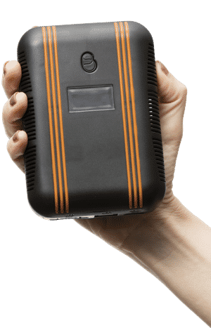 Le crowdbeamer est un dispositif portable