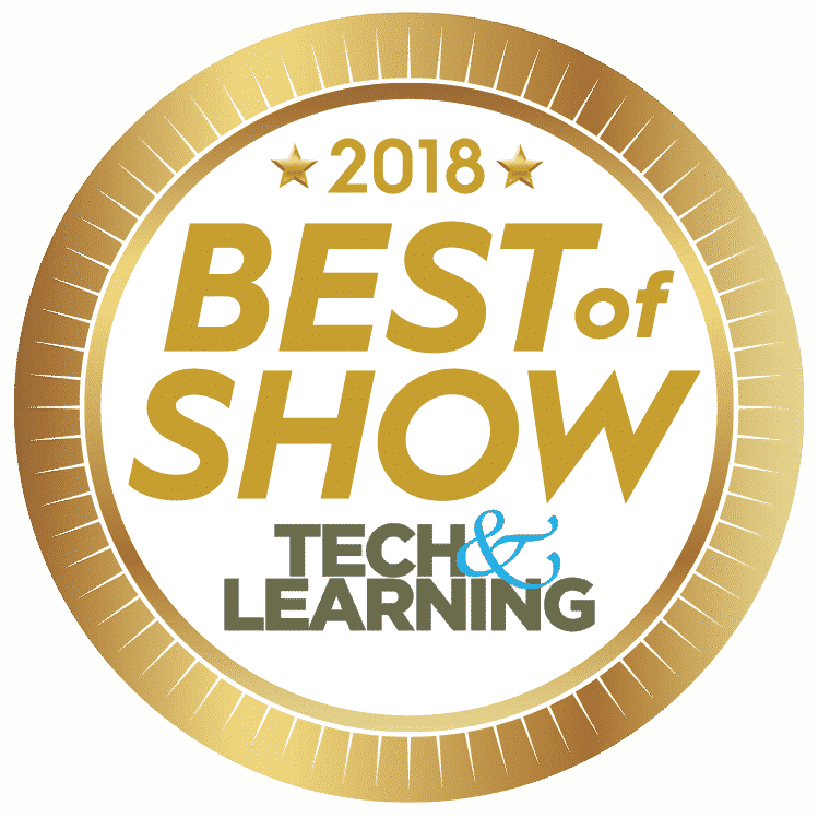 Infocomm 2018 Best of Show Award